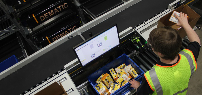 Dematic introduces portfolio of automated solutions for Omni-Channel Fulfillment.