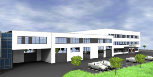Hubtex ramps up production and builds new customer centre.