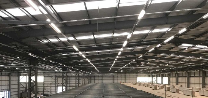 Mezzanine flooring case study – Warehouse Storage Solutions Ltd & Trade Mezzanines Ltd.