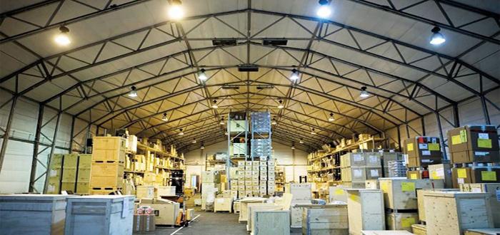 Cost effective alternative warehouse solutions at Breakbulk 2018.