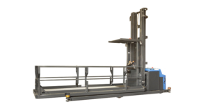 Combilift launches the Combi-OP Order Picker.