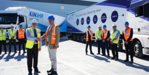 Halo Is Handed Keys To New Multi-Temperature Facility At DP World London Gateway.