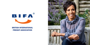 Golden Girl To Host UK Freight Industry Awards.