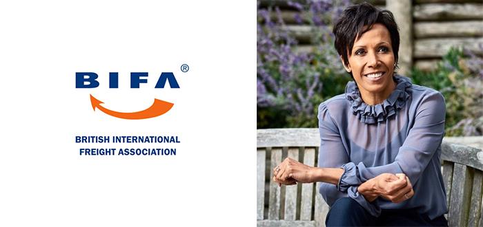 Golden Girl To Host UK Freight Industry Awards.