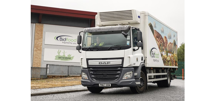 Carrier Transicold UK's Engineless Systems Are Pick Of The Bunch For Swithenbank.