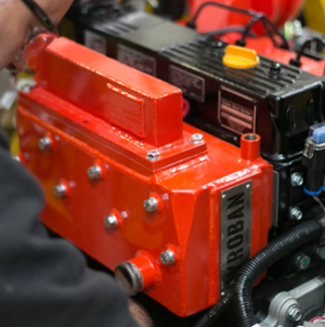 How To Build An ATEX Forklift.
