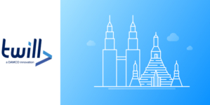 Digital Freight Forwarder Enters Thailand And Malaysia.