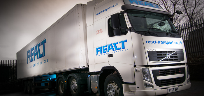 React Transport Select EPOD System From Manchester-Based TouchStar.