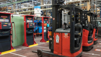 Reishauer AG Modernises Its Battery Charging Technology With Fronius.