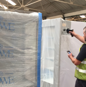 World's Leading Refrigeration Rental Company Extends RFID System To Asia.