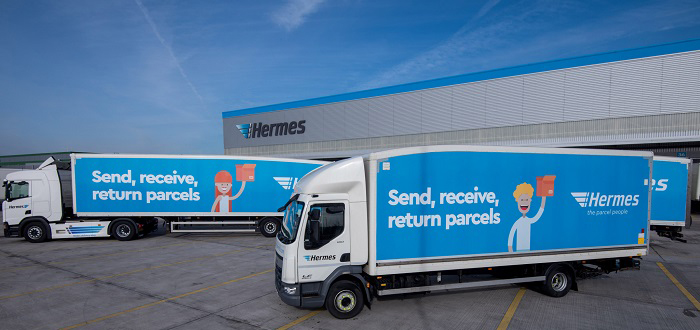 Hermes launches 'Warehouse To Wheels' National Apprentice Programme.