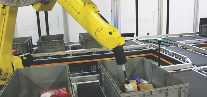 Drakes Supermarkets Chooses Dematic's Robotic Picking System In Australian-First Deployment.