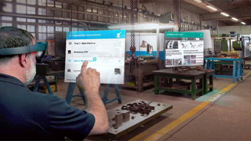 Upskill Unveils Skylight for Microsoft HoloLens to Unlock Mixed Reality Experiences