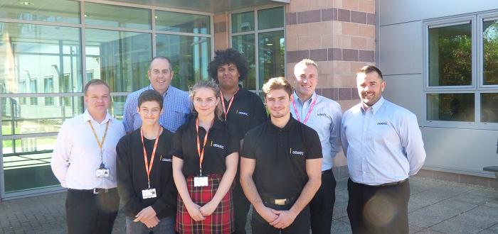 Dematic launches Engineering Design Apprenticeship programme