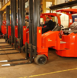 Narrow Aisle announces factory expansion plans to keep pace with growing demand for Flexi trucks