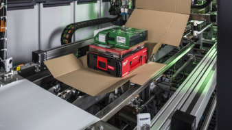 Neopost Shipping packs a punch at IntralogisteX 2019