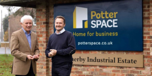 Potter Group announces £25 million investment as it rebrands to reflect new direction
