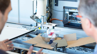 New film addresses sustainability through automated packaging