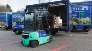 Fruit and veg grocer goes green with Mitsubishi