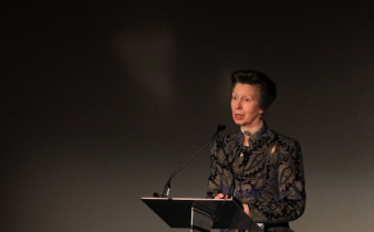 HRH The Princess Royal is UKWA's Guest of Honour