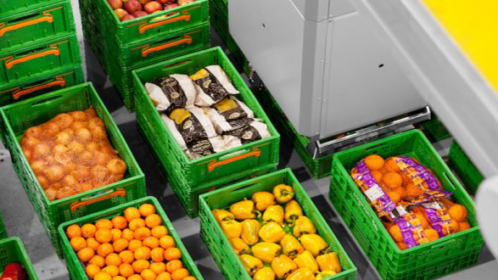 Mercadona to automate fresh food distribution at four DCs with Cimcorp