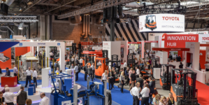 Forklift operators will rise to the challenge at IMHX 2019