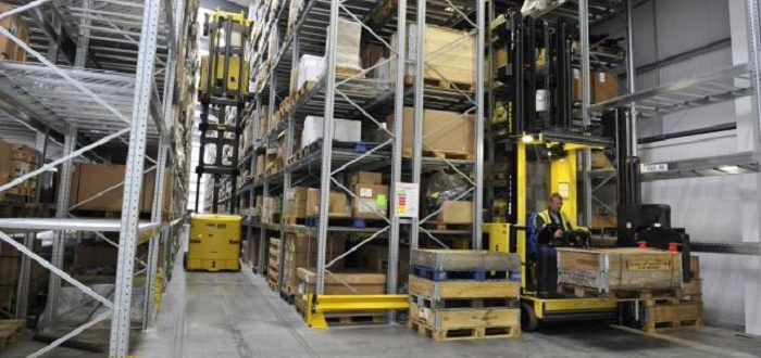 Hyster-Yale: Integrating Fork Lift Trucks With RFID