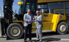 Yale dealers boost rental fleets with highest capacity truck to date