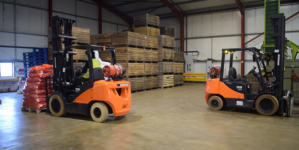 Doosan makes the grade at Tompsett Burgess Growers