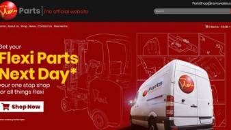 Narrow Aisle launches online Flexi parts store