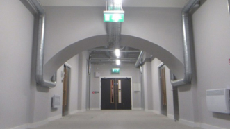 REDEVELOPMENT OF HISTORIC ARCHES IS A SPECIAL DELIVERY