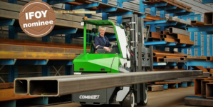 Happy St. Patrick's Day from Combilift!