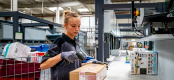 Quadient brings the pinnacle of automated packaging technology to IntraLogisteX 2020