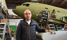 Logistics company plans to open a museum to mark community's wartime role