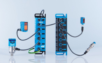 SICK's SIG200 is an IO-Link Master and Control System in One