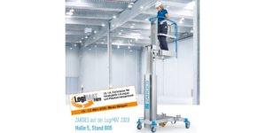 Zarges to talk innovation at LogiMAT 2020