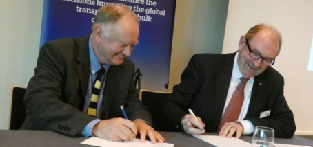 GLOBAL VOICE FOR CARGO SAFETY STRENGTHENS AS ICHCA AND ABTO ANNOUNCE FUTURE COLLABORATIONS