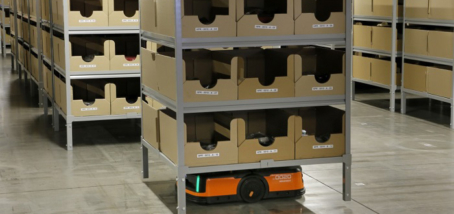Hikrobot launches UK intralogistics robot revolution