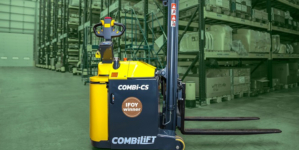 Combi-CS pedestrian stacker wins prestigious IFOY Award