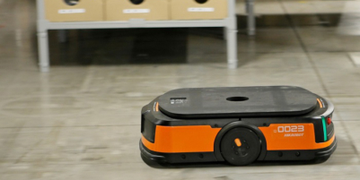 Hikrobot and Invar Systems bring the 'robot revolution' to Intralogistex