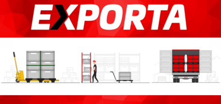 Exporta – New, Refreshed and Revitalised