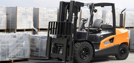 Doosan launches powerful 9-Series forklifts – combining Euro Stage V compliance with high-performance