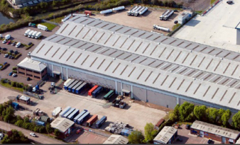 NEW DISTRIBUTION DEPOT OPENS CREATING 133 JOBS