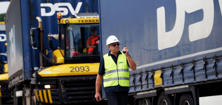 DSV launch a new unaccompanied trailer service between UK and Europe