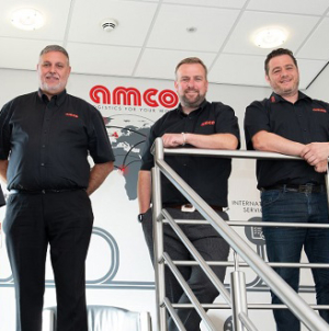 AMCO ANNOUNCE NEW BOARD STRUCTURE AND ALL UNDER ONE ROOF