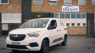 CitySprint to recruit over 750 couriers across the UK ahead of the Christmas rush