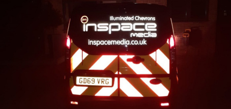 INSPACE MEDIA WINS UK FLEET CHAMPIONS AWARD