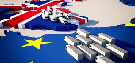 Brexit leads to increase in break bulk for cross-border parcel traffic