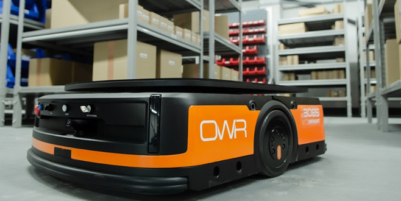 NEW REPORT REVEALS THE UK WAREHOUSING INDUSTRIES READY TO ADOPT ROBOTICS