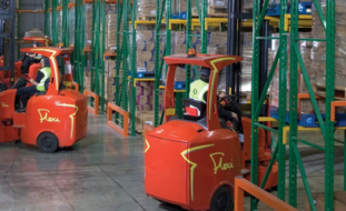 Crown Paints adds further Flexis to its forklift fleet